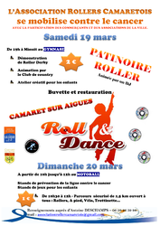 CAMARET SE MOBILISE CONTRE LE CANCER !