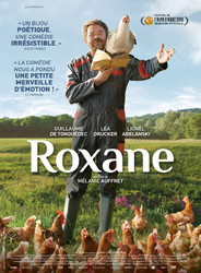 "Projection du film ""Roxane"" en plein air"
