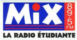 Mix La Radio Etudiante 89.5 FM